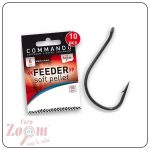 Carp Zoom Commando Feeder Soft Pellet horog - 10 db CZ