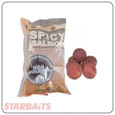 Starbaits SPICY SALMON Bojli - 1kg / 2,5kg