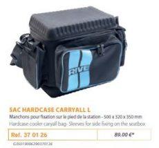 RIVE táska 370126 Sac Hardcase Carryall L