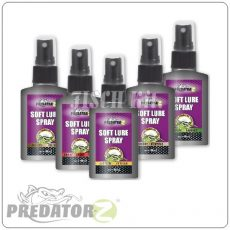 Carp Zoom Soft Lure Spray 50 ml Predator-Z Gumihal, twister aroma spray