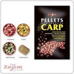Carp Zoom Flavoured Pellets Carp 800 g (Ízesített etetőpellet) CZ