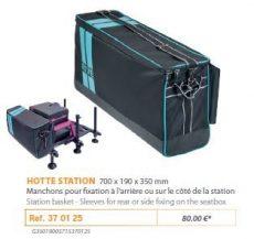RIVE táska 370125 Hotte Station Aqua