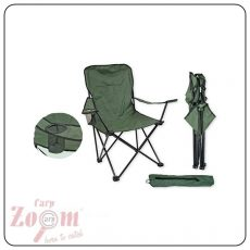 Carp Zoom Összecsukható szék kartámasszal CZ 1390