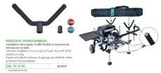 RIVE szállító adapter 701050 Berceaux amovibles pour fourreaux