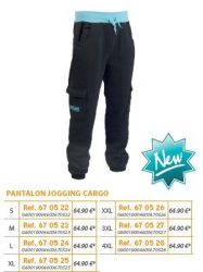 RIVE nadrág Pantalon Jogging Cargo