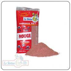 La Siréne X21 Rouge - Piros etetőanyag 850g (RI110005)