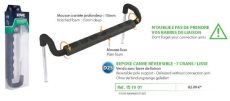 RIVE adapter 151001 Repose canne réversible (sans barre de liaison)