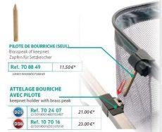 RIVE adapter Attelage bourriche + pilote D25; D36