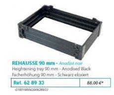 RIVE modul 628933 Rehausse 90 F2 Noir