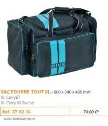 RIVE táska 370214 Sac fourre-tout Aqua XL