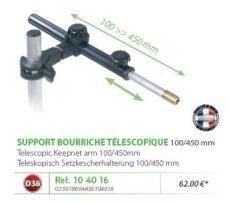 RIVE adapter 104016 Support bourriche télescopique D36