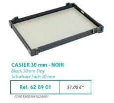 RIVE modul 628901 Casier 30 F2 Noir