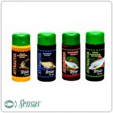 Sensas Attractix 75 ml