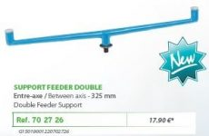 RIVE bottartó 702726 Support Feeder Double
