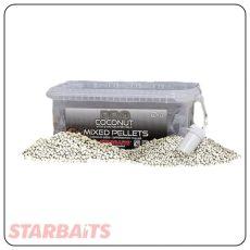 Starbaits Probiotic Coconut Pellets MIX - 2kg (01367)