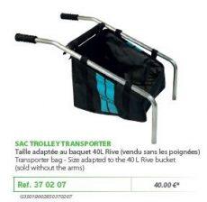 RIVE táska 370207 Sac Trolley Transporter
