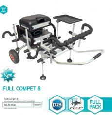 RIVE 131042 Full Compet 8 Club HSP D25 - sc chariot