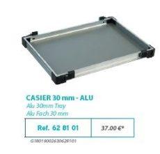 RIVE modul 628101 Casier 30 F2 Alu