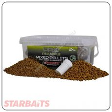 Starbaits Probiotic Pineapple Pellets MIX - 2kg (09470)