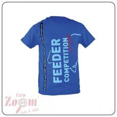 Carp Zoom Feeder Competition feliratos horgászpóló (CZ/Shirt5)