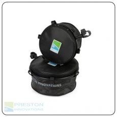 PRESTON OffBox PRO - EVA Bowl & Hoop - etetőanyag tároló