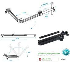 RIVE feeder kar 165114 Bras Feeder Compact d36
