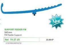 RIVE bottartó 702725 Support Feeder FW