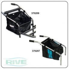 RIVE Sac pour Trolley Club / Trolley Transporter Inox