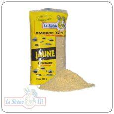 La Siréne X21 Jaune - Sárga etetőanyag 850g (RI110009)