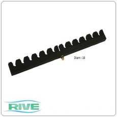 RIVE Support Kit simple a vis ø16mm (702280)