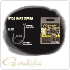 Gamakatsu G-Carp Wide Gap Super 10/cs. (185034-)