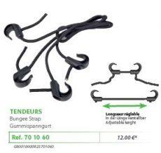 RIVE rögzítő szett 701060 Tendeurs