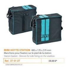 RIVE táska 370127 Mini hotte Station