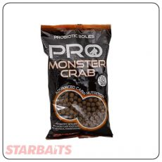 Starbaits Probiotic Monstercrab Boilie - 1kg / 2,5kg
