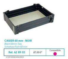 RIVE modul 628903 Casier 90 F2 Noir