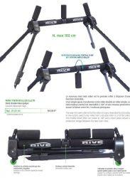 RIVE görgő 310110 Mini Twin Roller 2x270