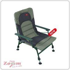 Carp Zoom Összkomfortos, karfás, bojlis horgász szék CZ7986