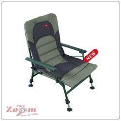 Carp Zoom 150+ Extra erős karfás horgászszék CZ4726 Horgás