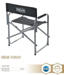 """RIVE  701029 szék Siége """"Coach"""""""