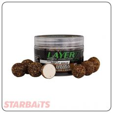 Starbaits Layerz Coated Pop Up - 60g