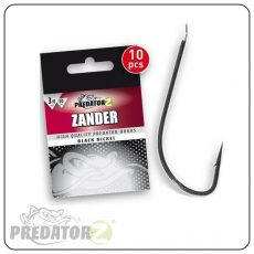 Predator-Z Süllőző horog - 10 db CZ