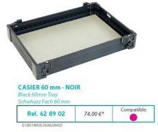RIVE modul 628902 Casier 60 F2 Noir