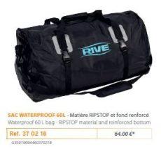RIVE táska 370218 Sac waterproof 60 l Aqua