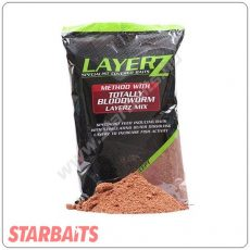 Starbaits Layerz Method Mix - 1kg