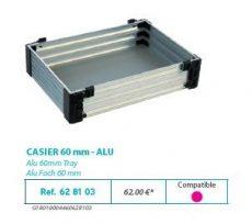 RIVE modul 628103 Casier 90 F2 Alu