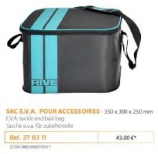 RIVE tároló 370311 Sac E.V.A. pour accessoires Aqua