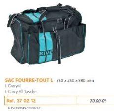 RIVE táska 370212 Sac fourre-tout Aqua L